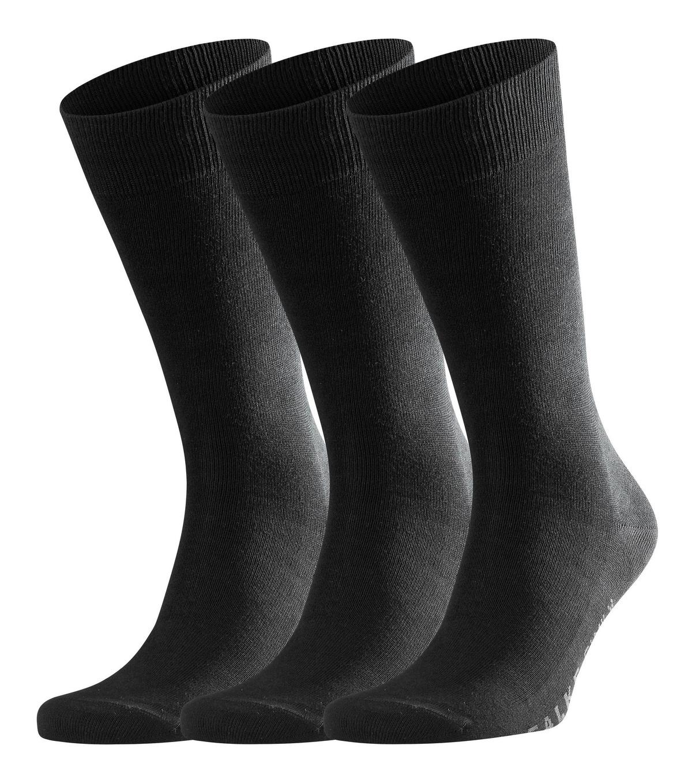 FALKE chaussettes hommes pack de 3-2