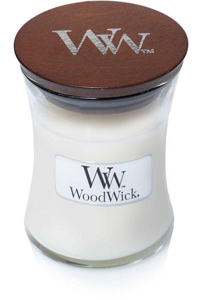 WOOD WICK bougie noix de coco petite