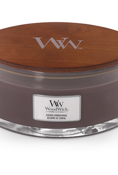 WOOD WICK velours de stantal ellipse
