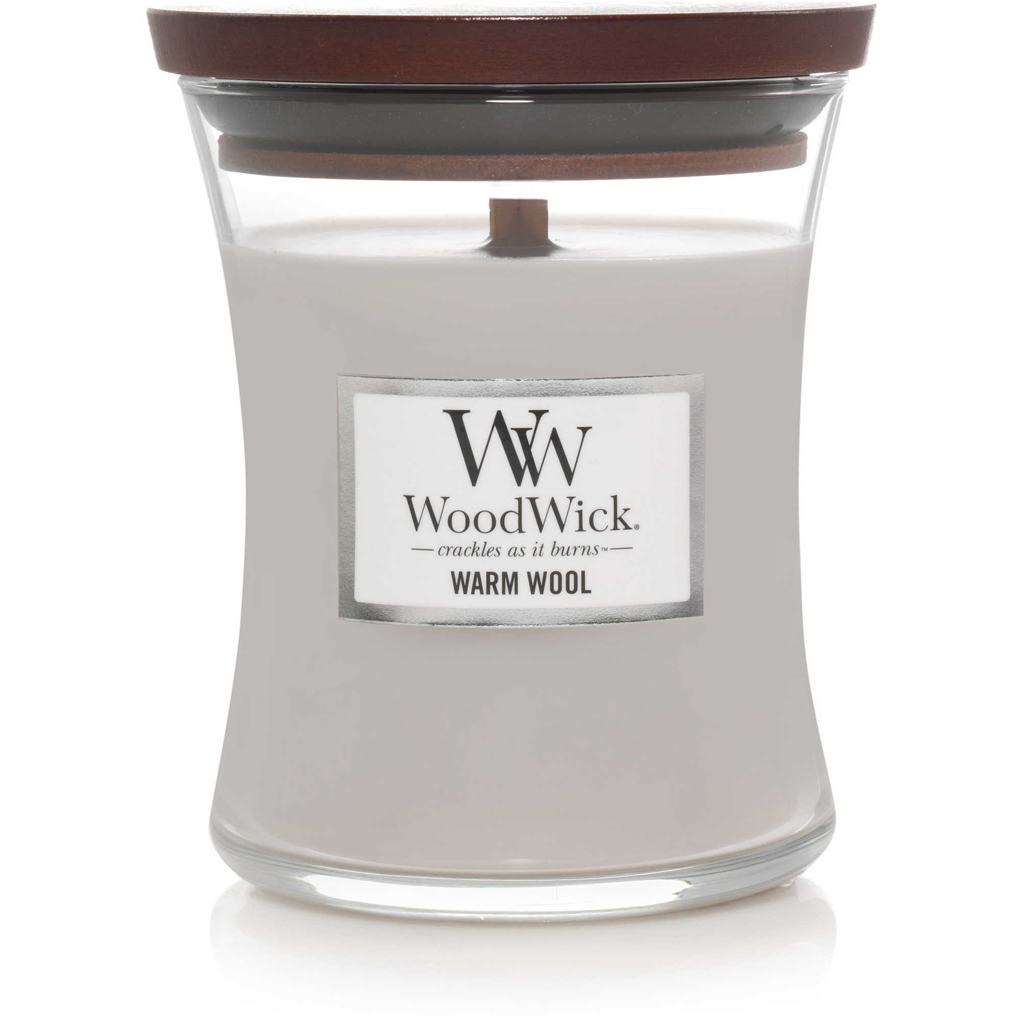 WOOD WICK  bougie warm wool medium-1