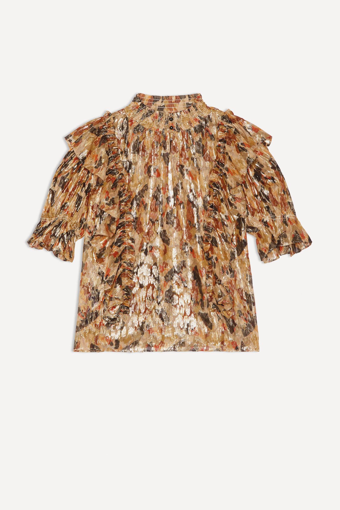 BA&SH blouse gilda-1