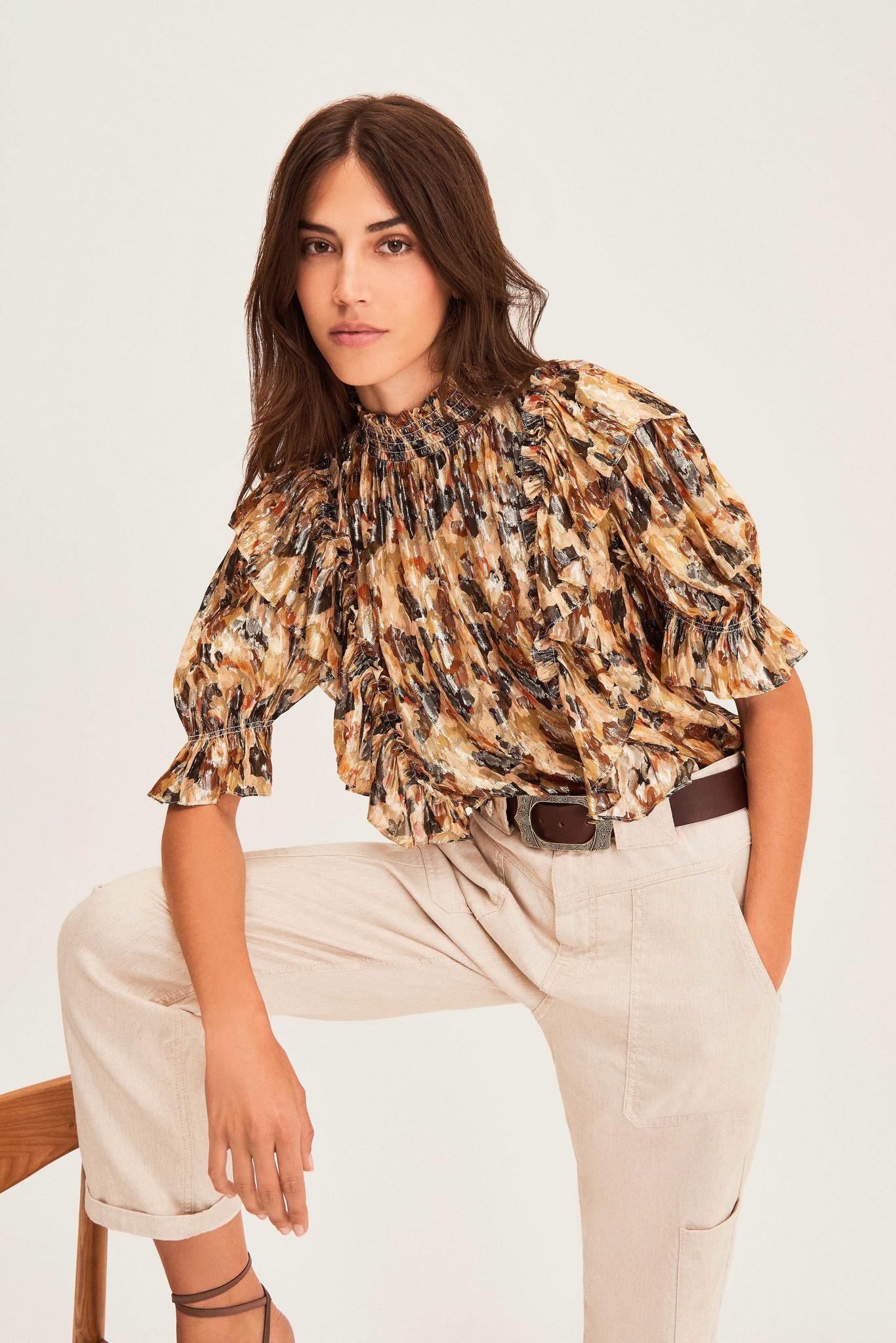 BA&SH blouse gilda-3