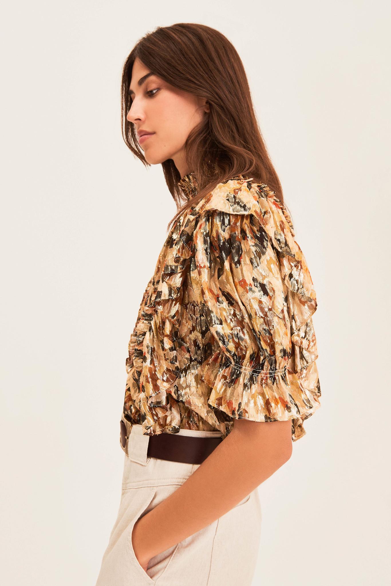 BA&SH blouse gilda-5