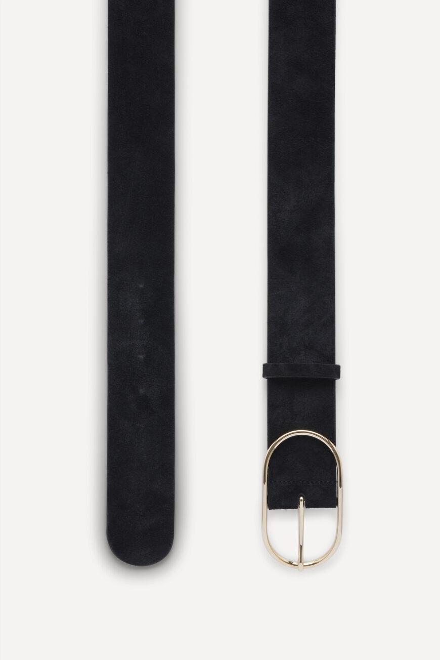 BA&SH ceinture en cuir cole-4