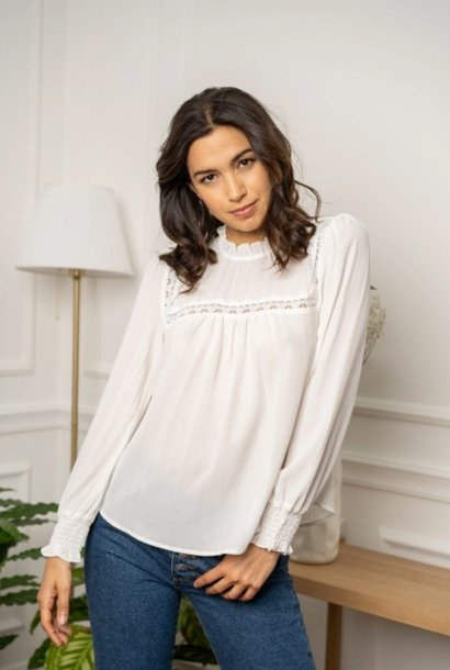MARTIAL blouse