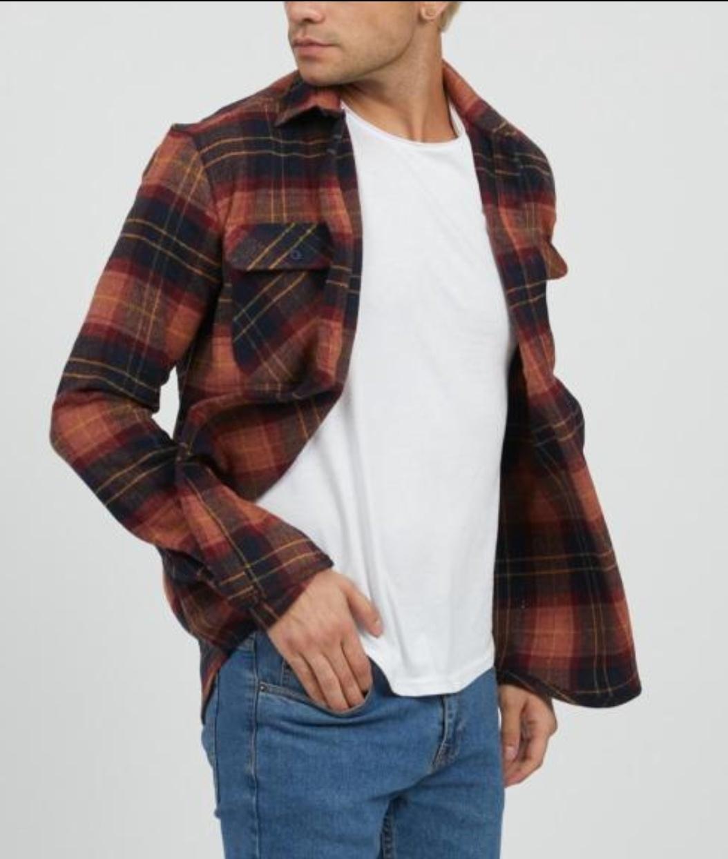 SANDRO chemise-2
