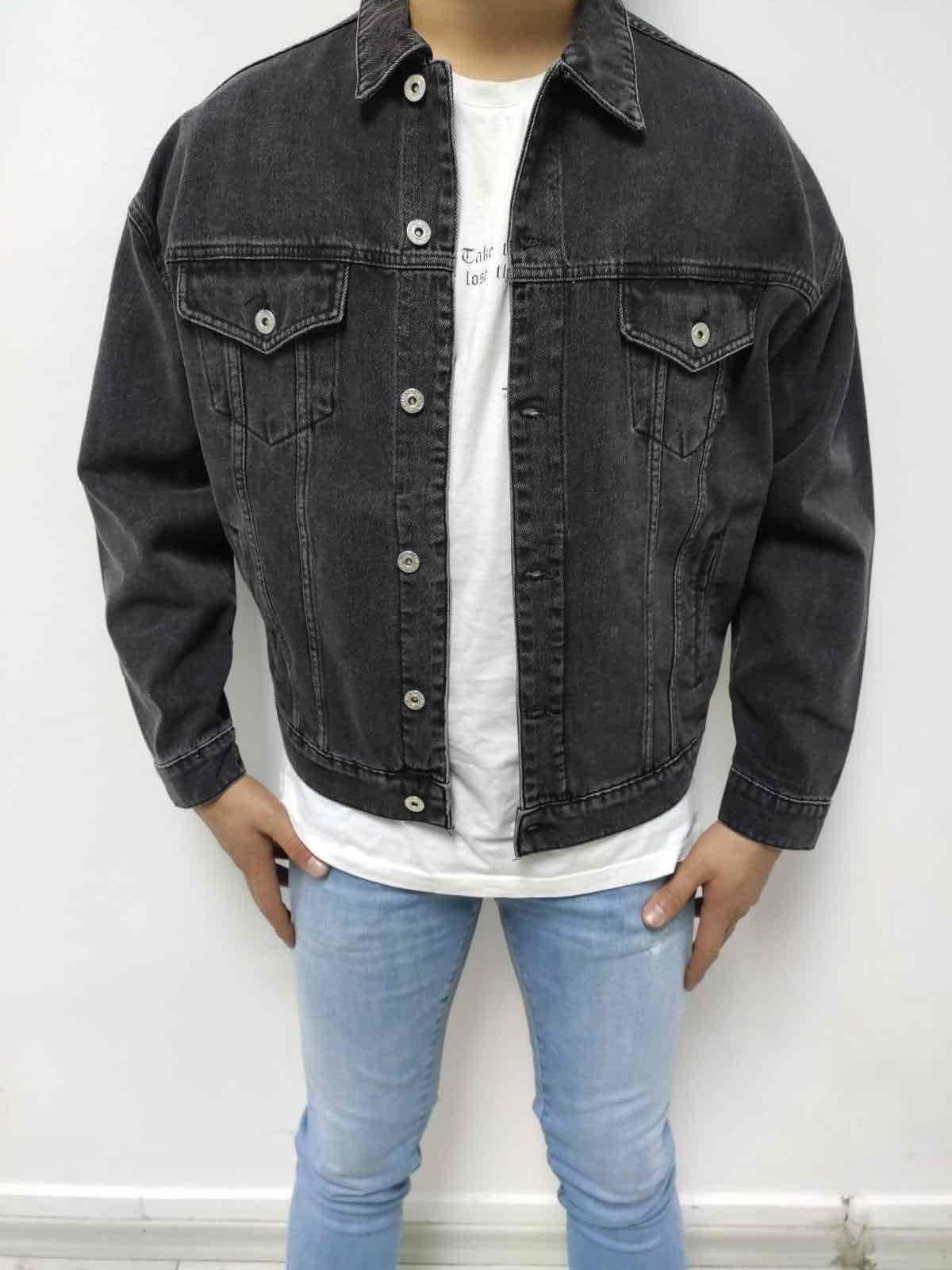 LEON veste jeans-1