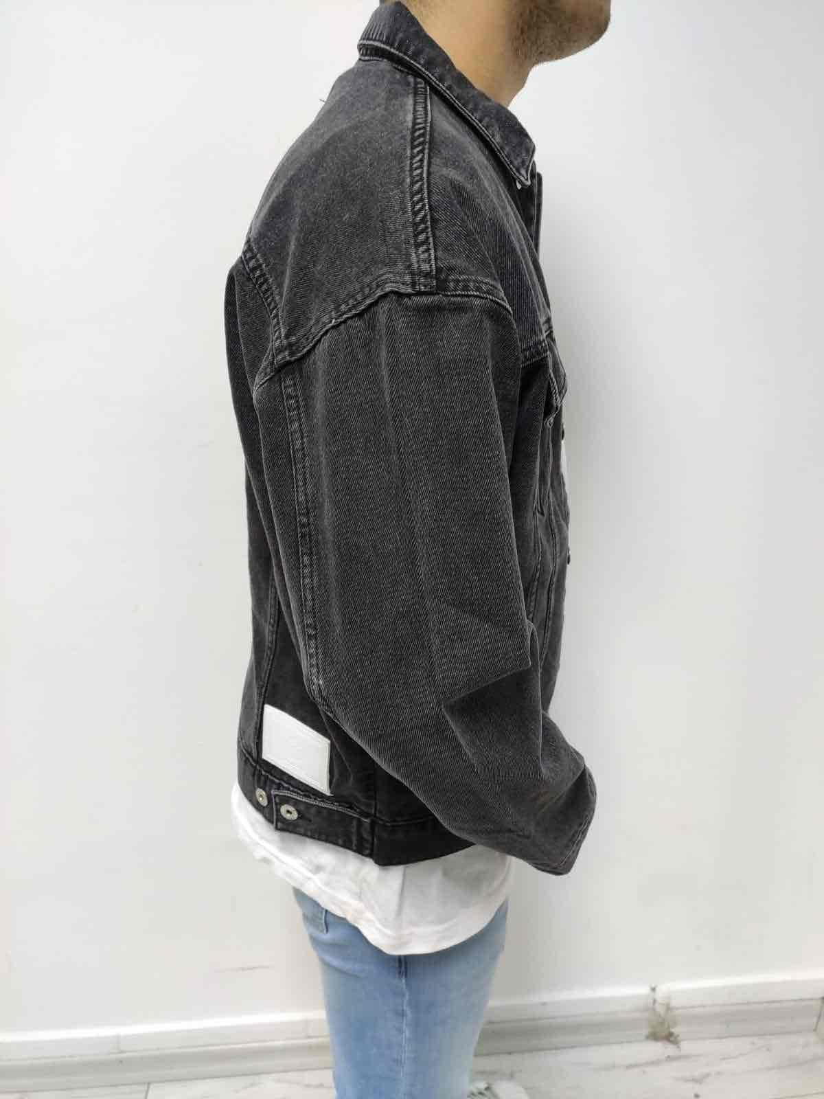 LEON veste jeans-2