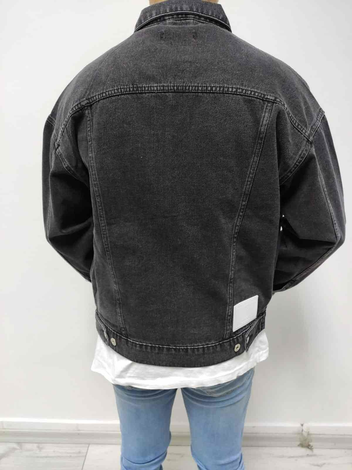 LEON veste jeans-3