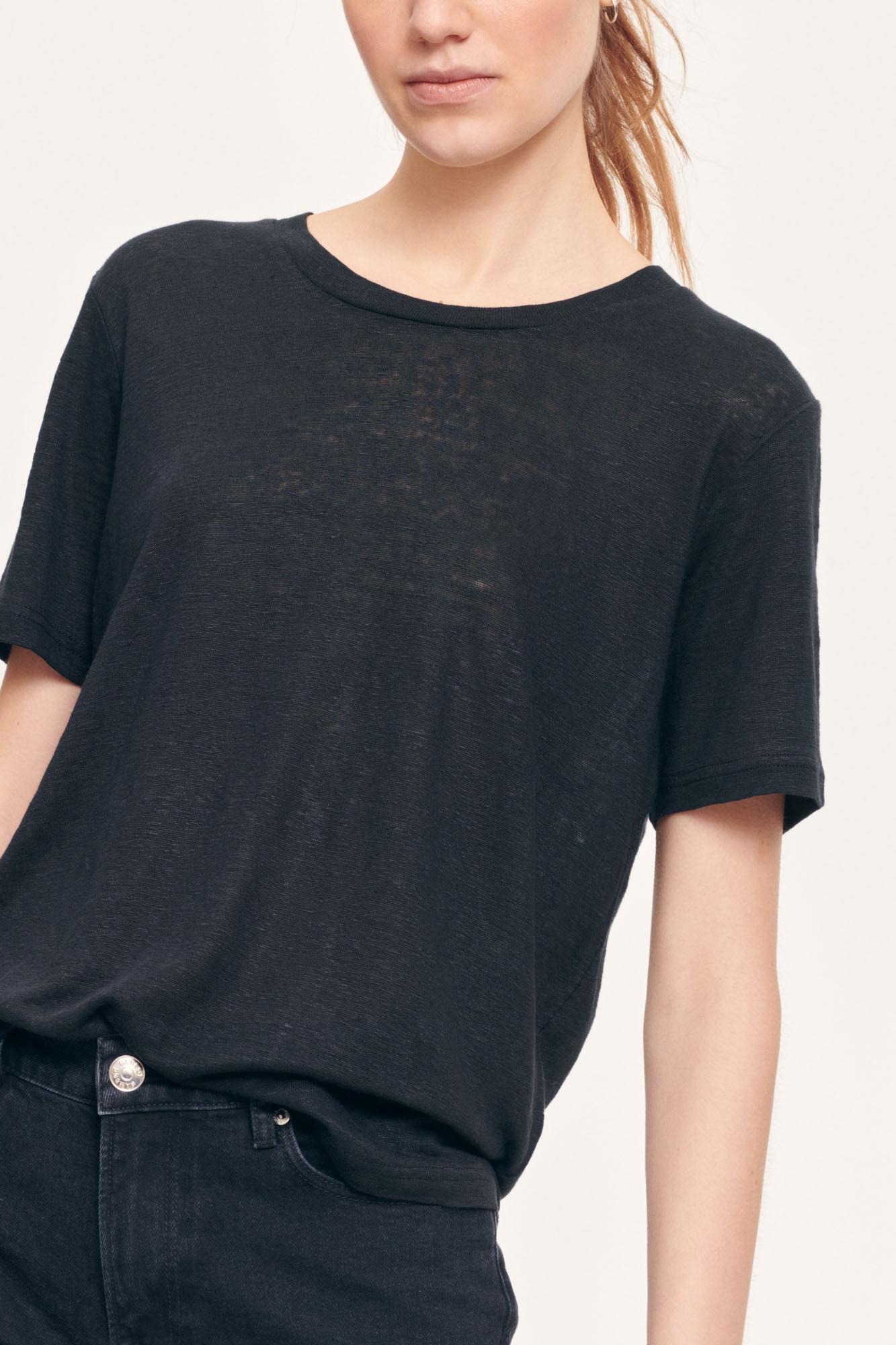 SAMSOE t-shirt agnes-3