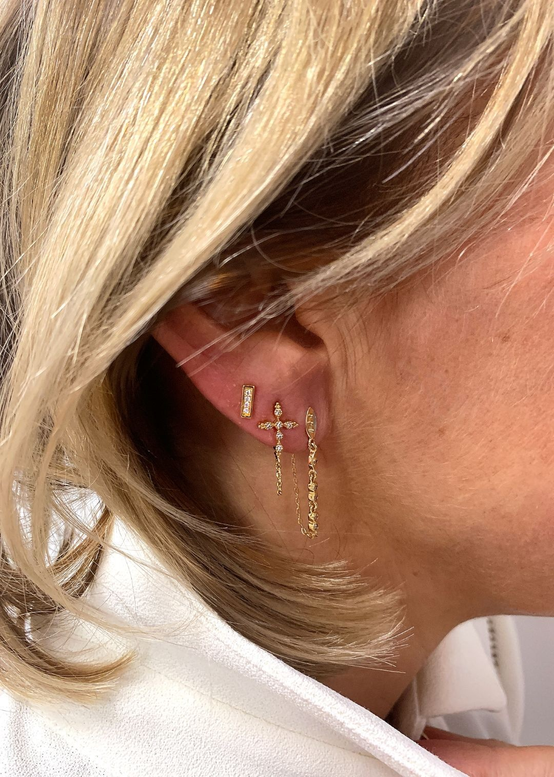 MYA BAY  boucles d oreilles jasmine-2