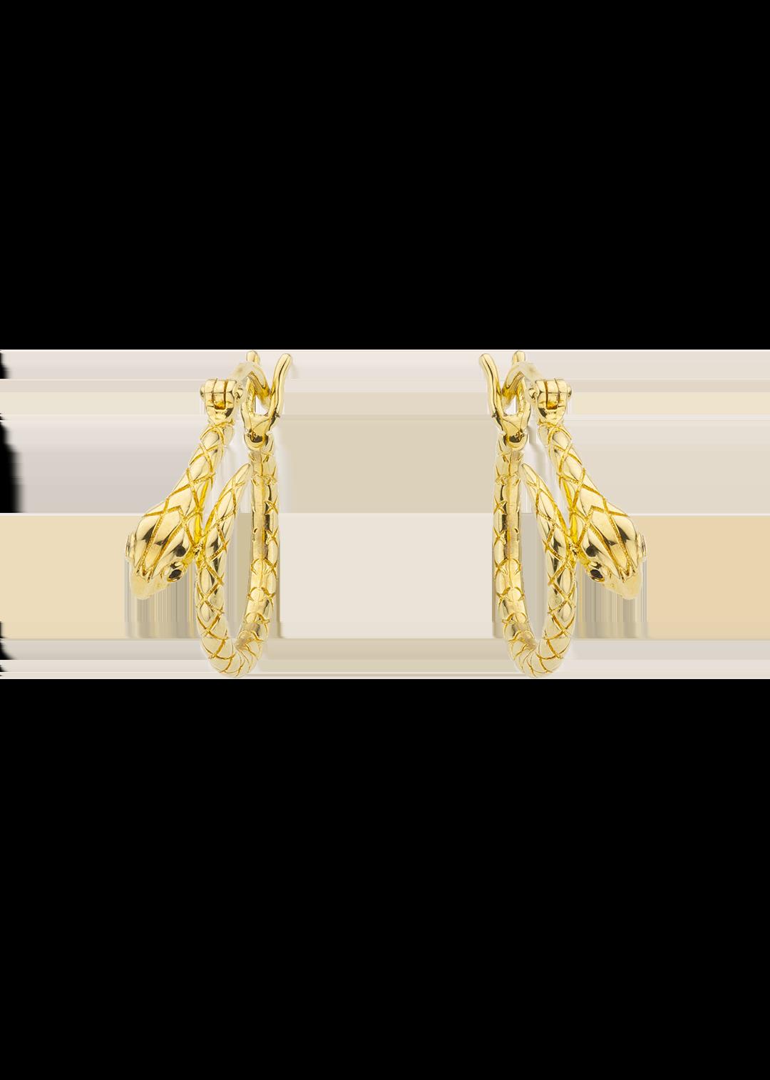 MYA BAY boucles d oreilles petite serpiente-1