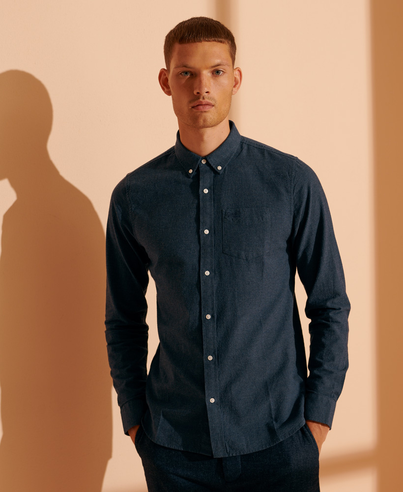 SUPERDRY chemise oxford classic-5