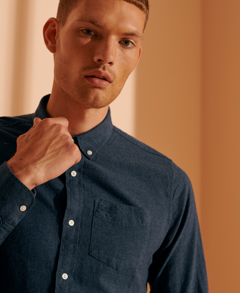 SUPERDRY chemise oxford classic-7