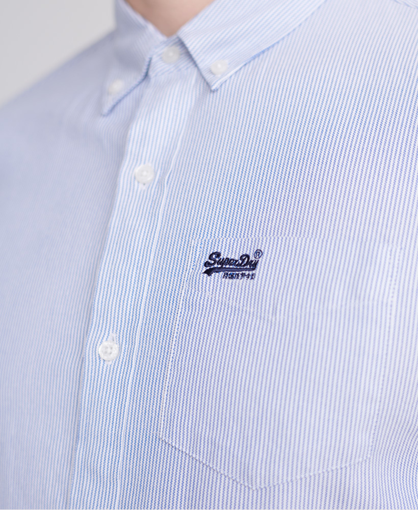 SUPERDRY chemise oxford classic-4