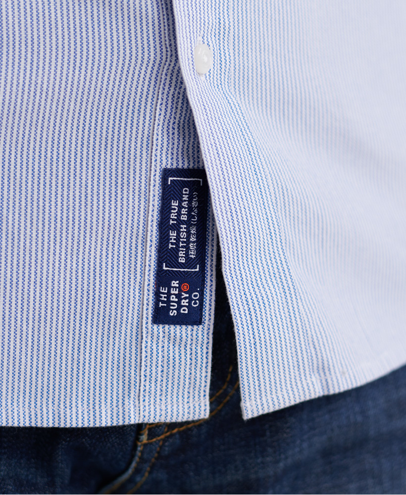 SUPERDRY chemise oxford classic-6