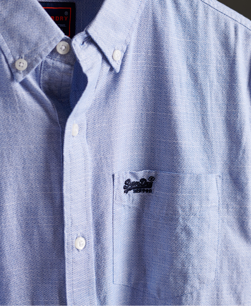 SUPERDRY chemise oxford classic-8