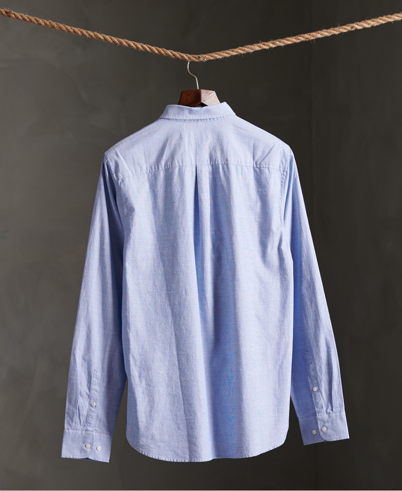 SUPERDRY chemise oxford classic-9