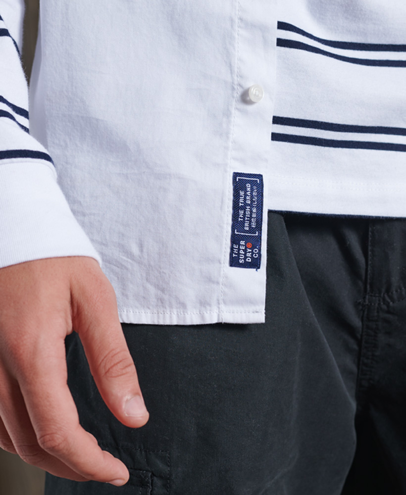 SUPERDRY chemise classique-4