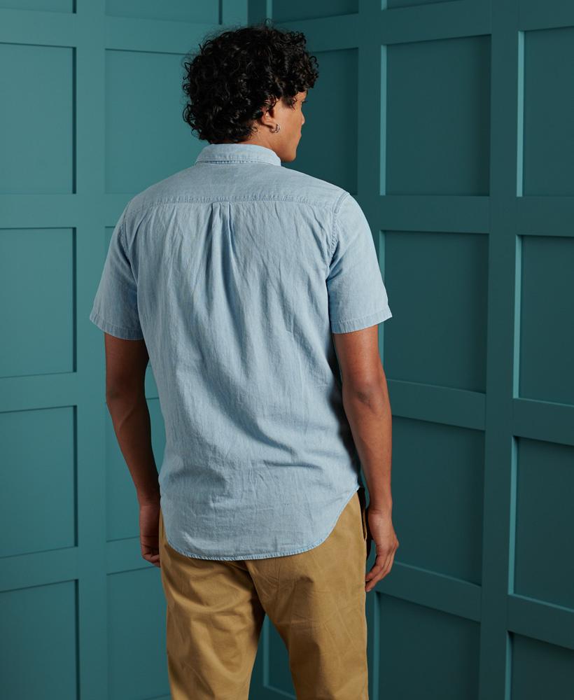SUPERDRY chemise classique-8