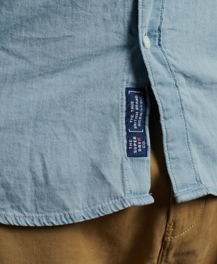 SUPERDRY chemise classique-9