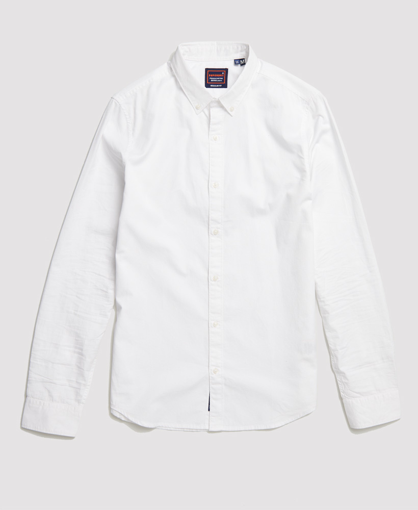 SUPERDRY  chemise classic twill lite-1