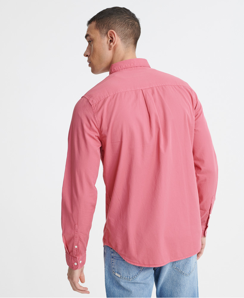 SUPERDRY  chemise classic twill lite-9