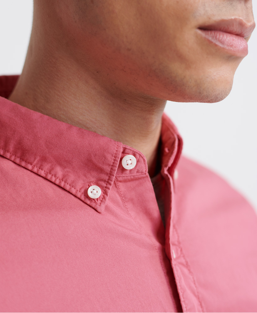 SUPERDRY  chemise classic twill lite-10