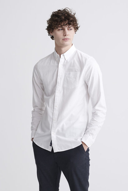 SUPERDRY chemise oxford classic university