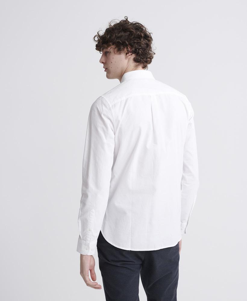 SUPERDRY chemise oxford classic university-3