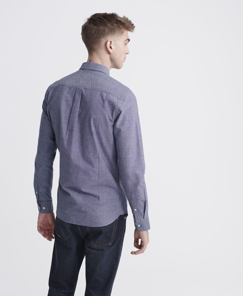 SUPERDRY chemise oxford classic university-6