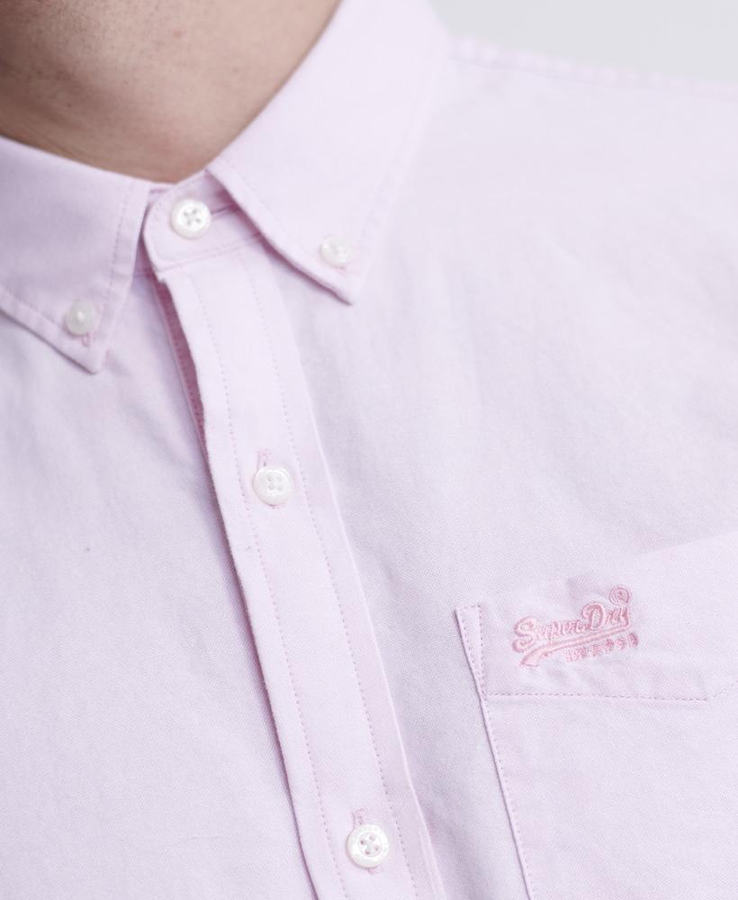 SUPERDRY chemise oxford classic university-11