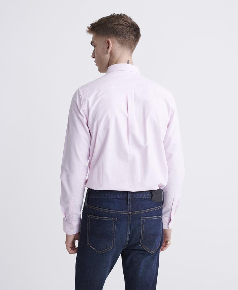 SUPERDRY chemise oxford classic university-12