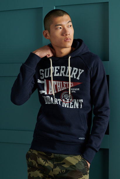 SUPERDRY sweat à capuche