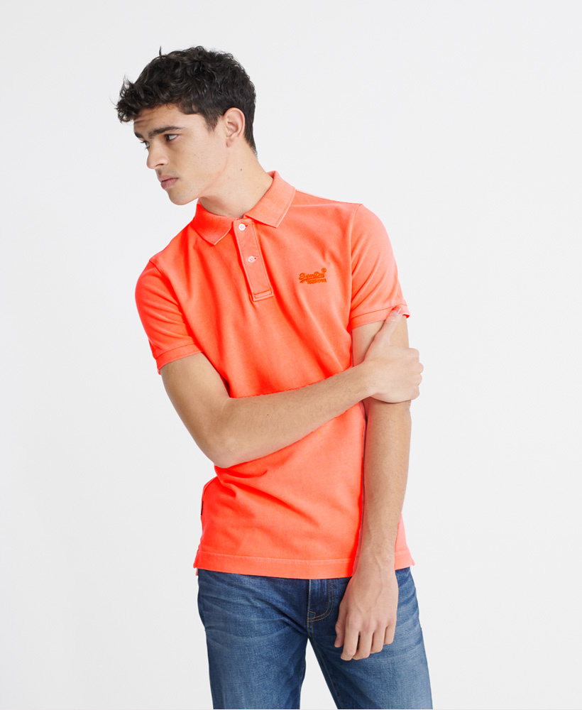 SUPERDRY polo vintage-1