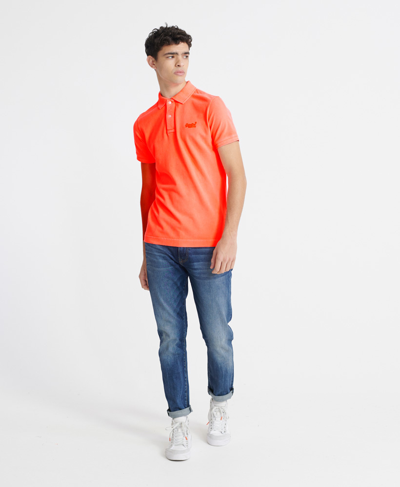 SUPERDRY polo vintage-2