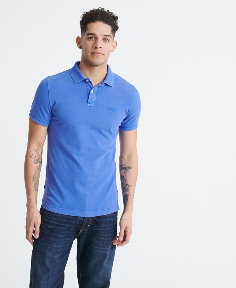 SUPERDRY polo vintage-6