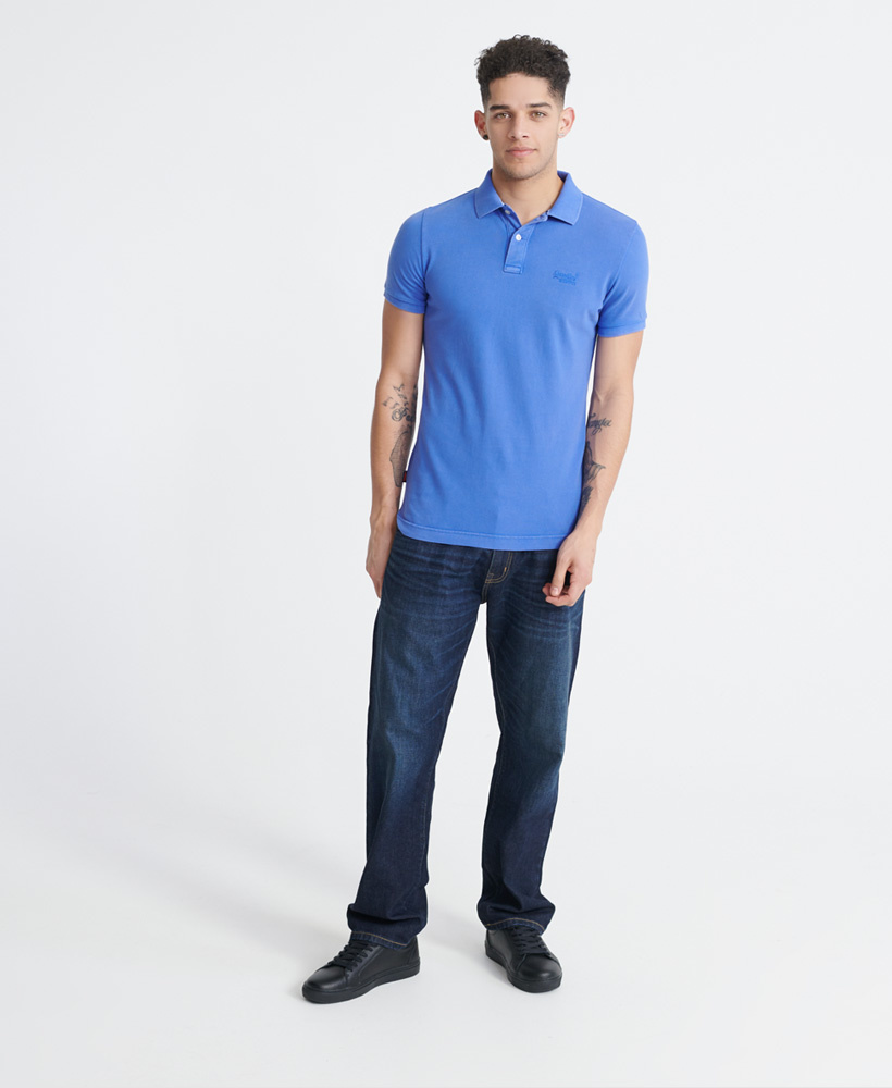 SUPERDRY polo vintage-7
