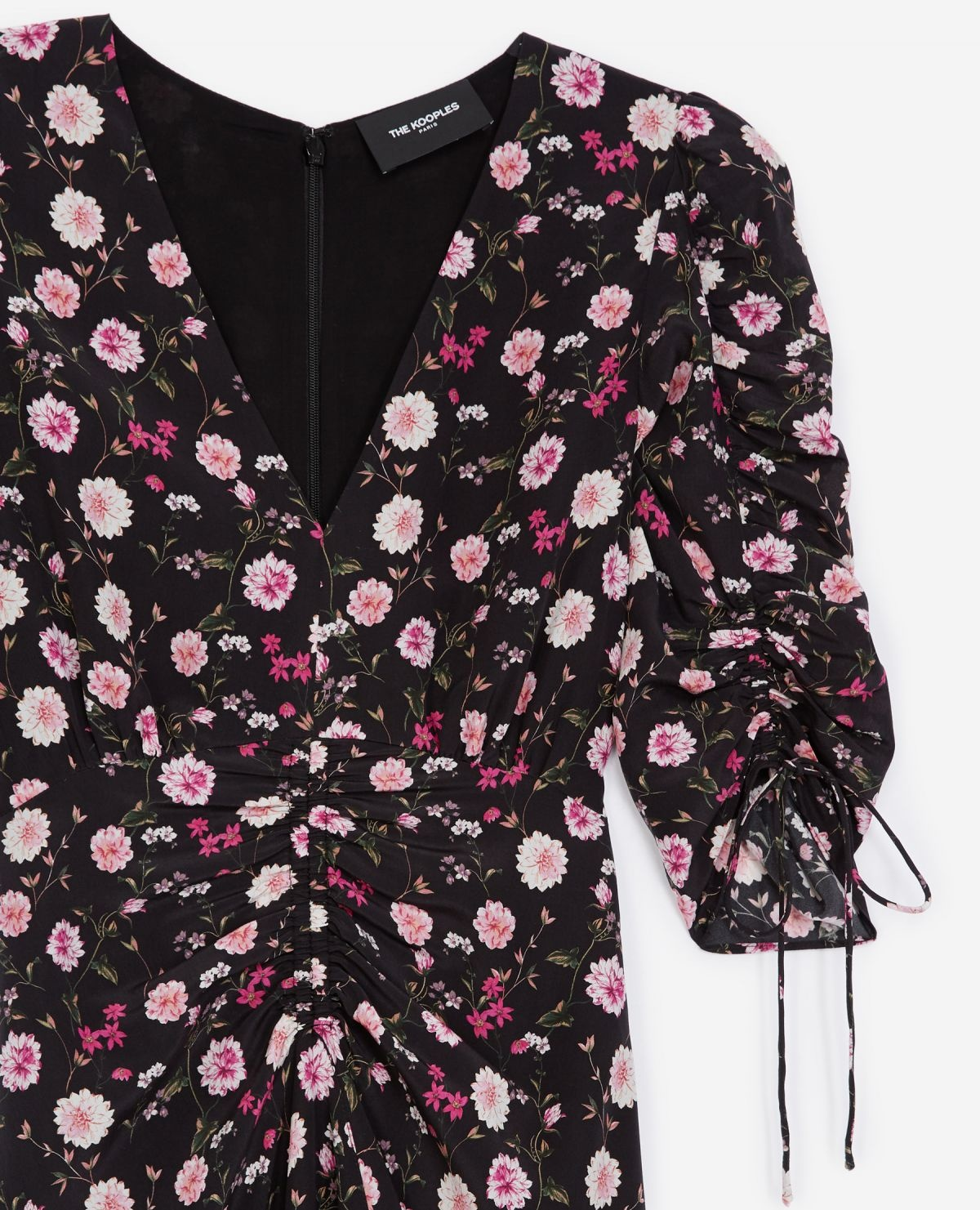 THE KOOPLES robe longue-2
