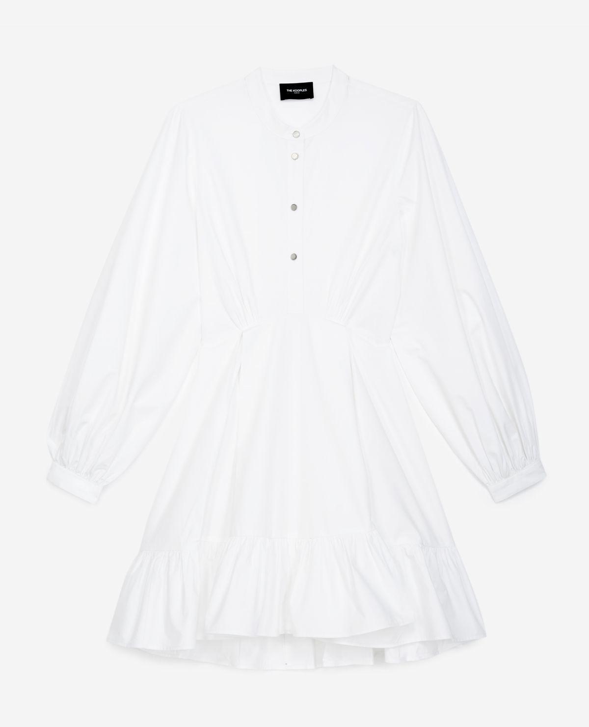 THE KOOPLES robe chemise-1