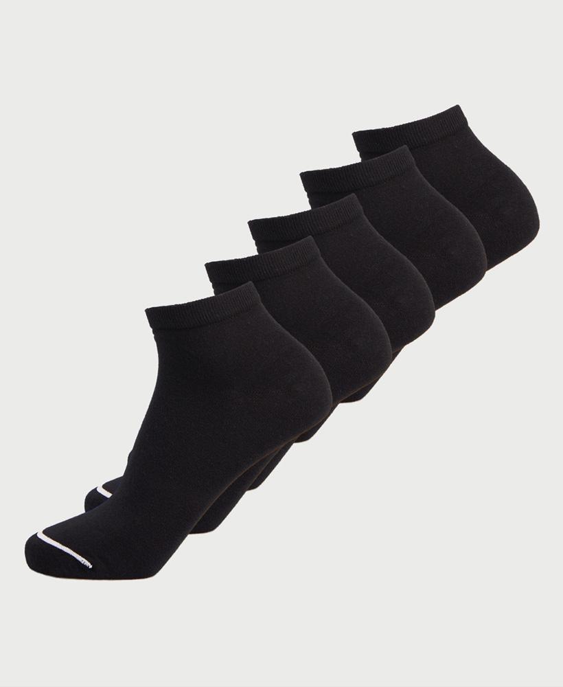 SUPERDRY paquet de 5 chaussettes-1