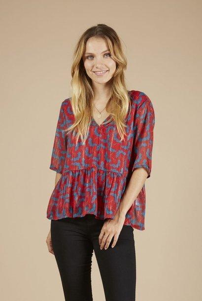 LIFE blouse