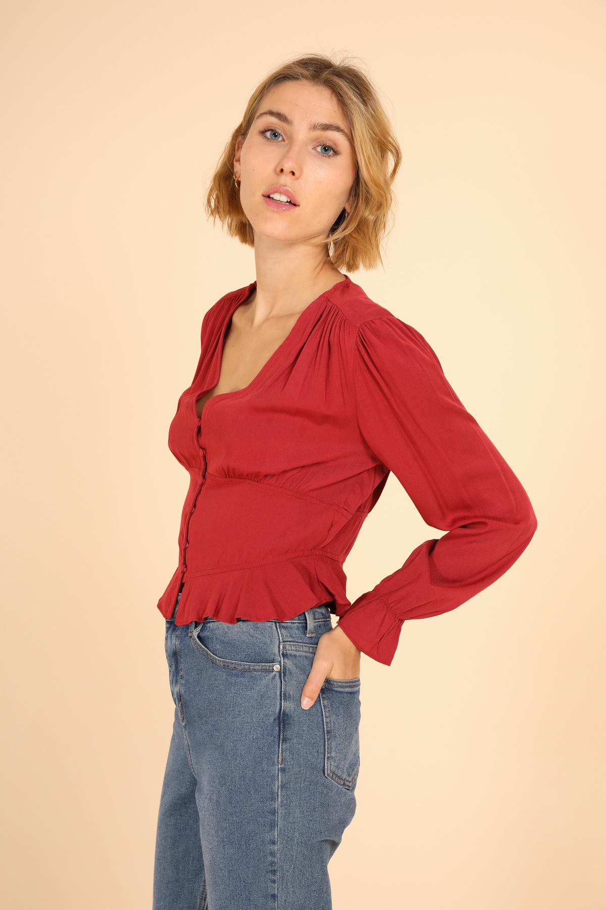 CINDY blouse-3