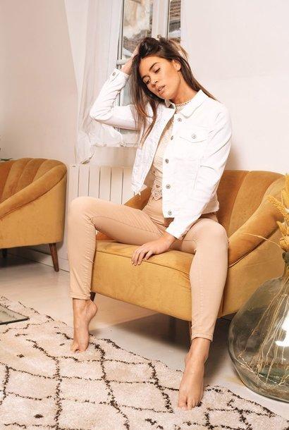 VALENCE veste blanche