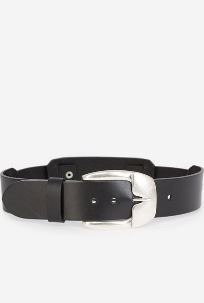 THE KOOPLES ceinture cuir detail pressions