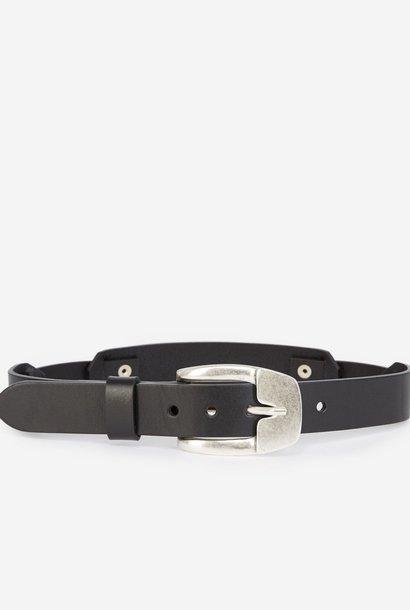 THE KOOPLES ceinture cuir lisse