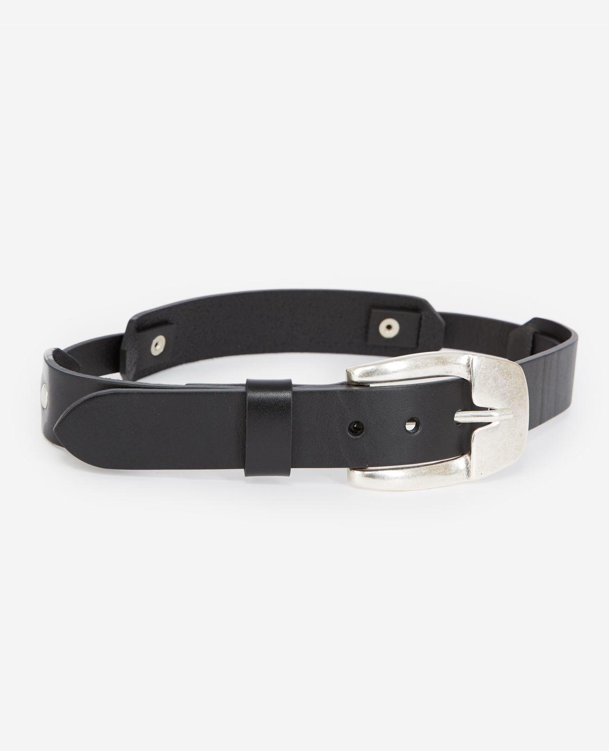 THE KOOPLES ceinture cuir lisse-2