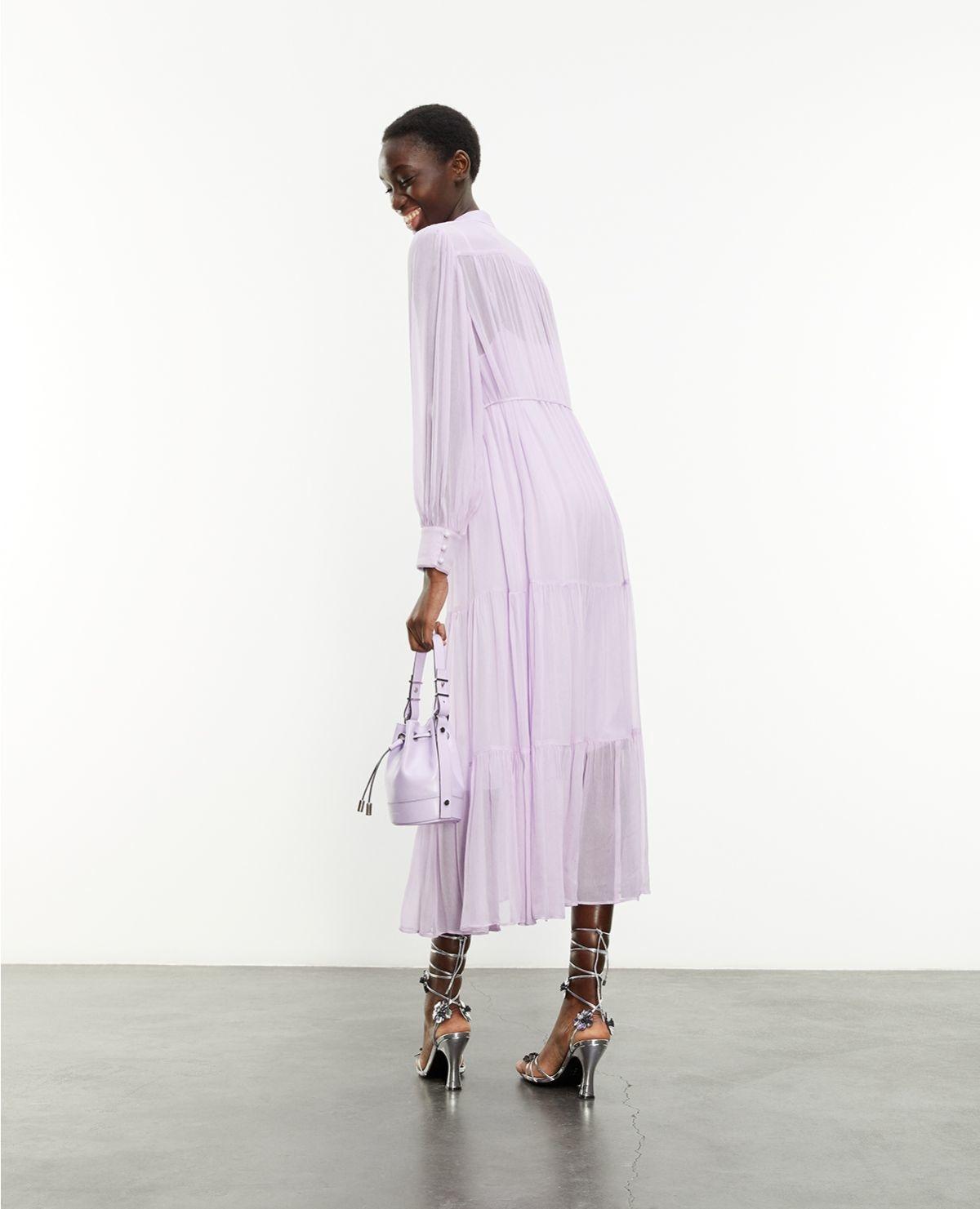 THE KOOPLES robe longue ceinturee-5