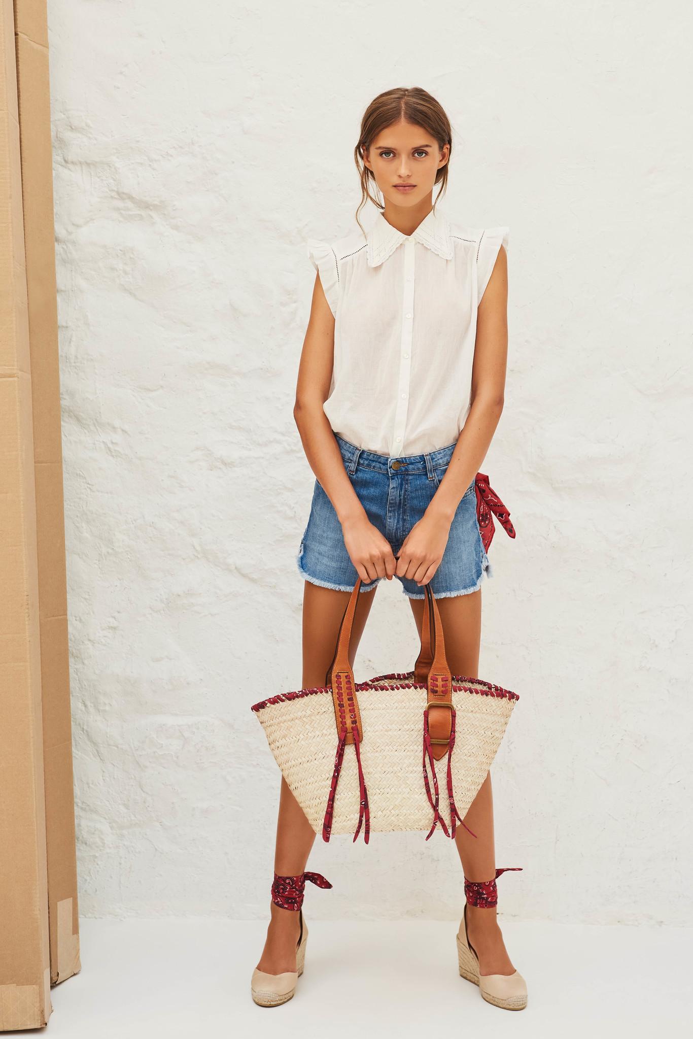 BOSSA chemise sans manches-1