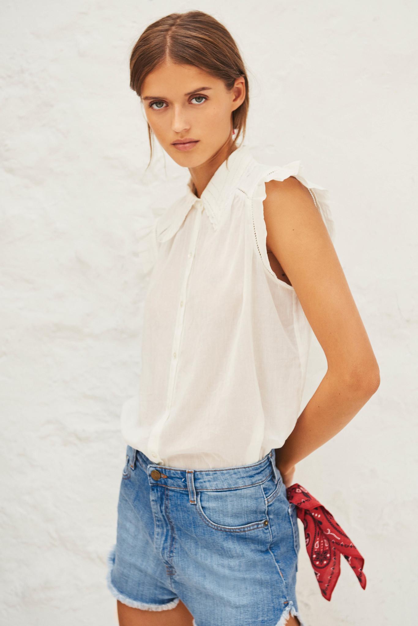 BOSSA chemise sans manches-3